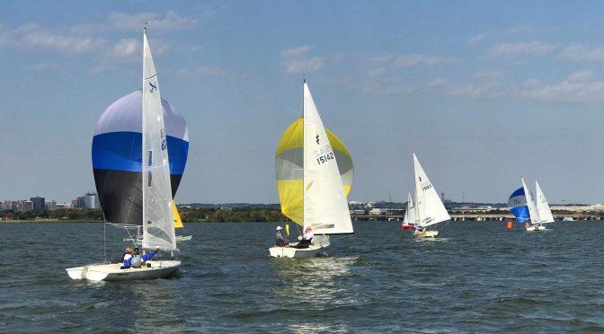 Spring Sailing & PRSA Spring Regatta